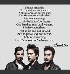 49 30stm Lyrics Ideas Lyrics 30 Seconds To Mars Life On Mars