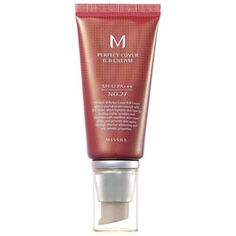 Missha M Perfect Cover Nº 27 Honey Beige - BB Cream 50ml - 235,99