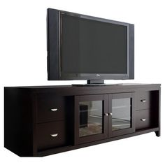 "Found it at Wayfair - Pearce 72"" TV Stand in Espresso"