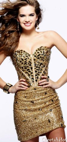 SHERRI HILL - Authentic Designer  Stunning Mini Dress