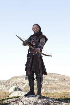 FLUKT starring Kristian Espedal AKA Gaahl (God Seed, Wardruna...). An awesome movie!