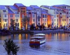 """See 824 photos and 118 tips from 7405 visitors to Loews Portofino Bay Hotel at Universal Orlando. """"Such a beautiful hotel. Orlando Florida, Orlando Resorts, Hotel Orlando, Florida Usa, Florida Travel, Usa Travel, Universal Orlando, Universal Studios Florida, Portofino Resort"""