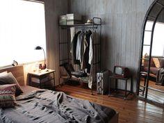 CRASH GATE Knot antiques GOORIS BED / クラッシュゲート ノットアンティークス グーリス ベッド(ナチュラル)_9