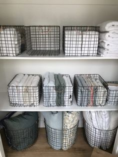 Best Organizing Ideas to help you get your home in order for the new year. From wrapping paper storage to kitchen cabinets & more. Get clean & organized everywhere.