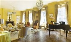 Jacqueline Kennedy Onassis's New York apartment