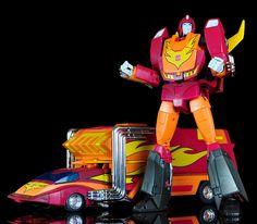 Transformers Masterpiece MP-09 Rodimus Convoy (Rodimus Prime)