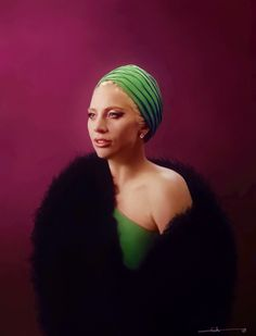The countess(green)