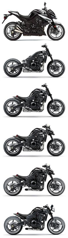 Kawasaki Z1000 Bobber (evolution) FROM PLASTIC BIKE TO A REAL GOOD MOTORCYCLE :)
