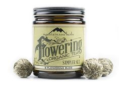 Mountain Rose Herbs: Sampler Set Flowering Teas