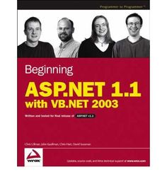 Introducing Beginning ASPNET 11 with VBNET 2003 Beginning Paperback  Common. Great Product and follow us to get more updates! Computer Programming Books, Begin, Author, Writers