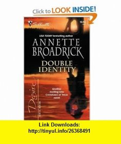 Double Identity Book Pdf