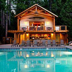 Evergreen Lodge near Yosemite