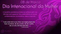 Arte dia Internacional da Mulher. #design #photoshop #Illustrator