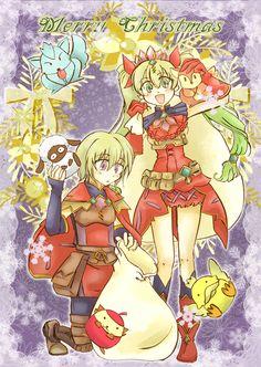 Rune Factory 4 Christmas