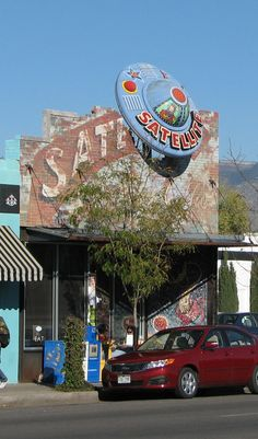 The Mexican Mocha at Satellite Cafe right on Central (Route 66) is yet another reason to go to Albuquerque.  All the goodness of a Mexican Hot Chocolate with coffee!