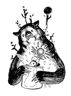 Ink Drawings Inktober Art inspiration and artwork drawing Art And Illustration, Ink Illustrations, Kunst Inspo, Art Inspo, Art Inspiration Drawing, Inspirational Artwork, Pretty Art, Cute Art, Arte Peculiar