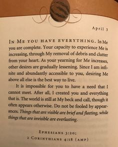 Good morning 💕 Have a blessed day and don't be fooled by appearances in any shape or form ~ Prayer Scriptures, Bible Prayers, Prayer Quotes, Spiritual Quotes, Faith Quotes, Bible Quotes, Words Of Courage, Jesus Calling Devotional, Learning To Pray