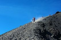 indahnya jalur pendakian gunung rinjani lombok 2014