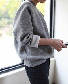 So kann man einen schicken Longpullover tragen - 60 Outfits