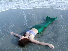 Death of Ariel by WhyAntArt.deviantart.com on @DeviantArt