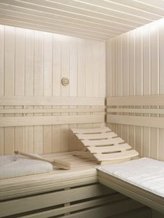 HELO  Beautiful, welcoming sauna environment!