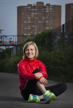 She's Got Next  Rachel Hannah ran her first marathon this May in Ottawa. Now the Toronto resident has her sights set on the Olympic games