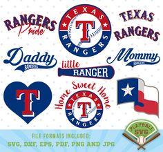 Texas Rangers SVG files baseball designs contains dxf eps Rangers Gear, Mlb Texas Rangers, Rangers Baseball, Baseball Boys, Rockies Baseball, Baseball Teams, Mlb Teams, Baseball Season, Baseball Players