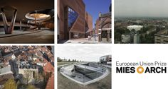 5 Finalists Selected for the 2015 EU Prize for Contemporary Architecture- Mies van der Rohe Award