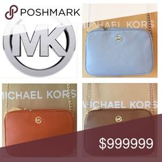 🌟NEW MICHAEL KORS ARRIVALS!🌟 NEW ARRIVALS FROM ALL OF YOUR FAVORITE BRANDS! MICHAEL KORS, COACH, KATE SPADE, BRIGHTON, DOONEY & BOURKE, VERSACE, GUCCI, PRADA AND SO MUCH MORE! COMES SEE US AT FUNFASHION213 Michael Kors Bags