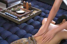 Natural beauty products used at Spa at Four Seasons Resort at Jimbaran Bay. Photo courtesy of Four Seasons Jimbaran via ...