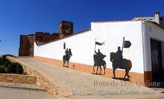 Grandes Rutas: Ruta de Don Quijote   el de la dahon