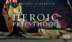 Holiness is heroism. In this short film, produced by Word on Fire Catholic Ministries in partnership with Spirit Juice Studios, Father Robert Barron and the seminarians of Mundelein Seminary present the demands and the joy of the priestly vocation.