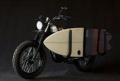 #biker #motorcycle #motorbike #surf