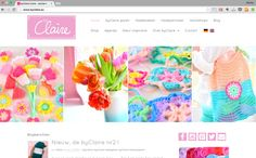 wordpress-website-byclaire