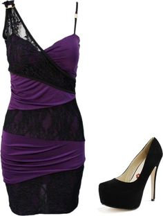 Simple club outfit by southernbelle8920 on Polyvore