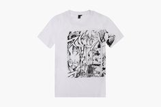 "Yoshiyasu Tamura x McQ by Alexander McQueen Fall/Winter 2014 ""Manga"" Collection Manga Collection, Mcq Alexander Mcqueen, Youth Culture, Fall Winter 2014, Streetwear, Mens Tops, Fashion, Street Outfit, Moda"