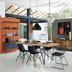 Esstisch aus massivem Mangoholz, B 200cm | Maisons du Monde
