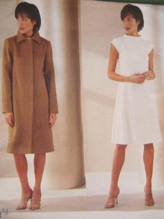 See Sally Sew-Patterns For Less - Coat