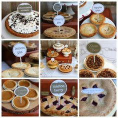 Pi Day Inspiration � Pie at Your Wedding