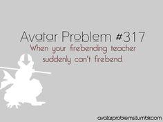 Avatar Problems