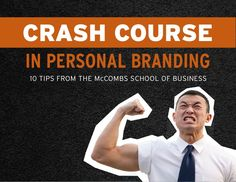 Build my personal brand at McCombs
