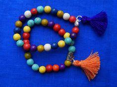 https://flic.kr/p/zi5x8S | Pulseras con borlas | Bracelets with tassels | El Cofrecito, una marca de Gineceo, 2015