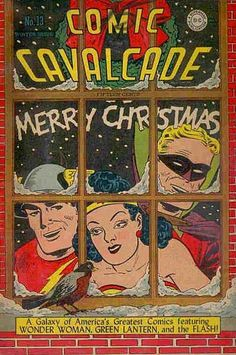 Another Christmas cover from the golden age of comics Christmas Comics, Ghost Of Christmas Past, Christmas Cover, Retro Christmas, Christmas Goodies, Christmas Greetings, Christmas Holiday, Comic Book Characters, Comic Books