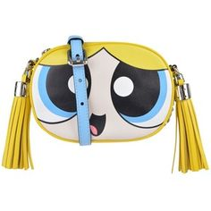 MOSCHINO Bubble Cross Body Bag