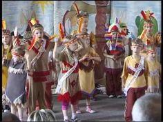 MŠ Kr. Poříčí - Na indiánské stezce (14.6.2013) - YouTube
