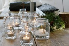 November candlelight | Villa Puomi