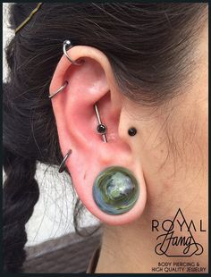 Industrial conch to conch.