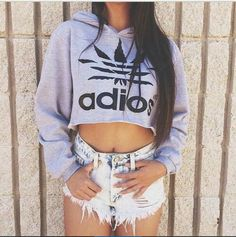Nice simple summer outfit ✔❗❗like if you like it