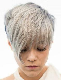 55 Long Pixie Cut Looks For The New Season Layered Pixie Haircuts for Thin Hair Sassy Haircuts, Thin Hair Haircuts, Haircut For Thick Hair, Short Pixie Haircuts, Pixie Hairstyles, Short Sassy Hairstyles, Casual Hairstyles, Medium Hairstyles, Latest Hairstyles