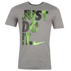 Nike Herren T-Shirt Just Do It Shirt S M L XL 2XL XXL Swoosh Tee Freizeit NEU